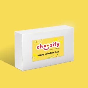 Choozfiy Nappy Selection Box