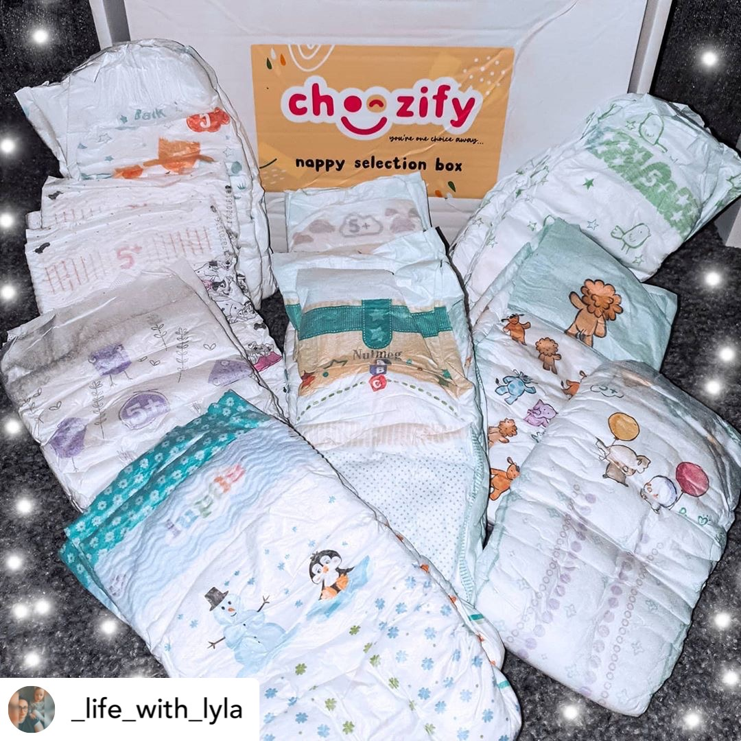 Lyla's Nappy Selection Box
